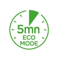 5 minute eco mode